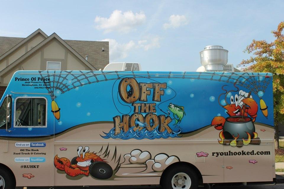 Off The Hook Food Truck Phoenix